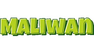 Maliwan summer logo