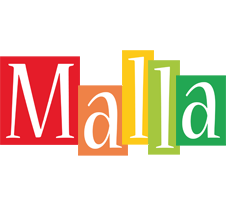 Malla colors logo