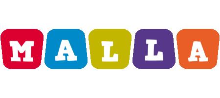 Malla kiddo logo