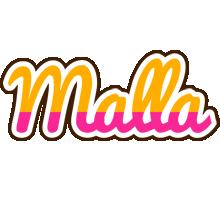 Malla smoothie logo