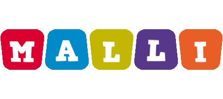 Malli kiddo logo