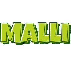 Malli summer logo