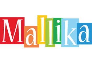 Mallika colors logo