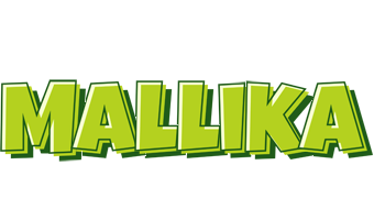 Mallika summer logo