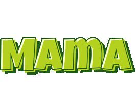 Mama summer logo