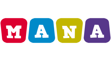 Mana kiddo logo