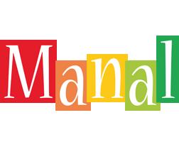 Manal colors logo