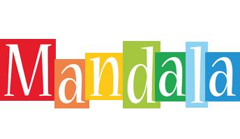 Mandala colors logo