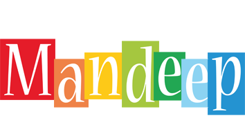 Mandeep colors logo