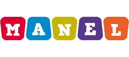 Manel kiddo logo