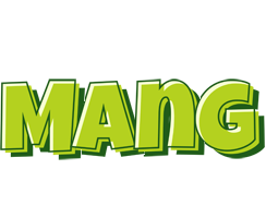 Mang summer logo