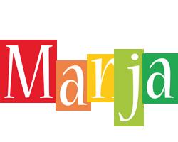 Manja colors logo