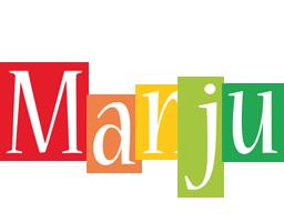 Manju colors logo