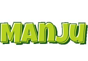 Manju summer logo