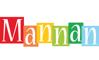 Mannan colors logo