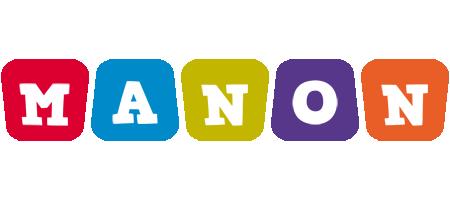 Manon kiddo logo