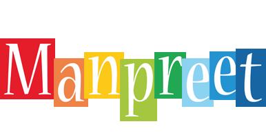 Manpreet colors logo