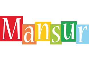 Mansur colors logo