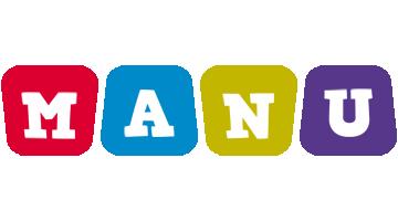 Manu kiddo logo