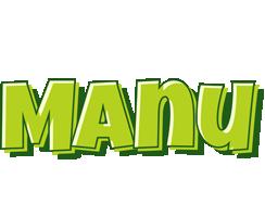 Manu summer logo