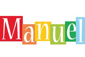 Manuel colors logo