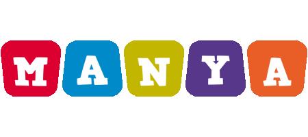 Manya kiddo logo