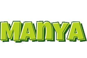 Manya summer logo
