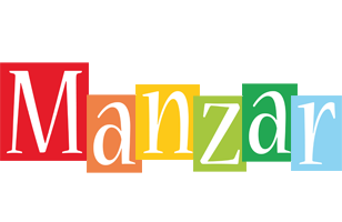 Manzar colors logo