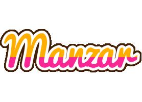 Manzar smoothie logo