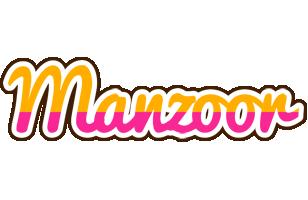 Manzoor smoothie logo