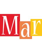 Mar colors logo