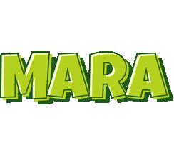 Mara summer logo