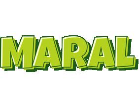 Maral summer logo