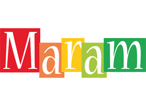 Maram colors logo