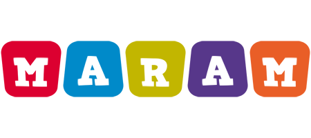 Maram kiddo logo