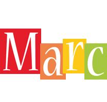 Marc colors logo