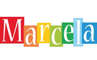 Marcela colors logo