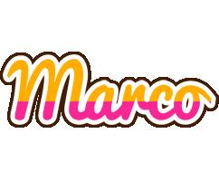 Marco smoothie logo
