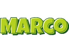 Marco summer logo