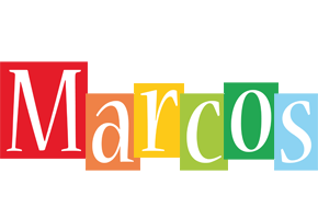 Marcos colors logo