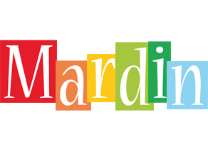 Mardin colors logo