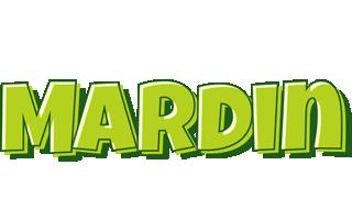 Mardin summer logo