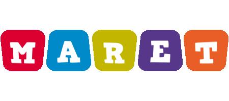 Maret kiddo logo