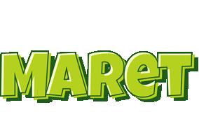 Maret summer logo
