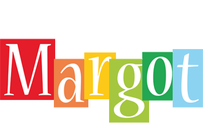 Margot colors logo