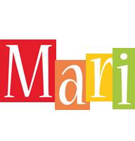 Mari colors logo