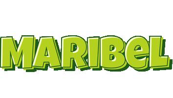 Maribel summer logo