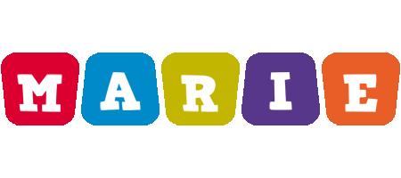 Marie kiddo logo