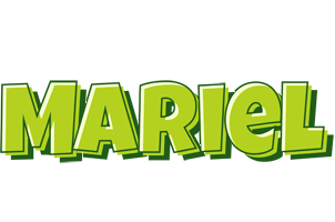 Mariel summer logo