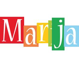 Marija colors logo